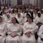 XXIV Giornata Mondiale della Vita Consacrata