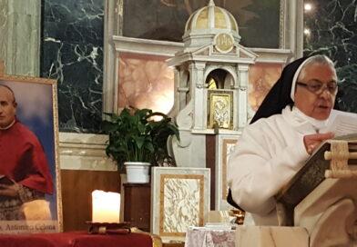 """""""Col Padre Celona nella parrocchia – la giornata XXV della vita consacrata"""""""